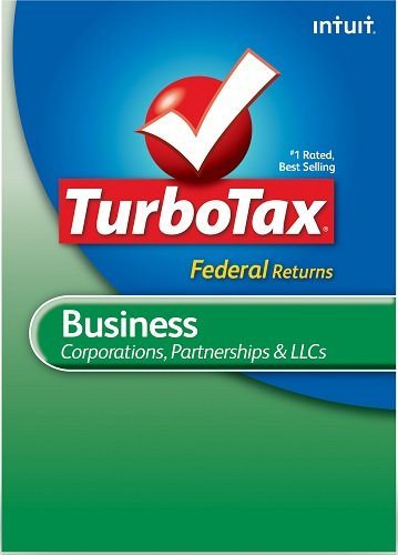 TurboTax Business Federal + E-file 2011[Download] by Intuit