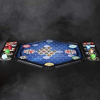 Bakugan Battle Arena, Game Board Collectibles, for Ages 6 and Up (Edition May Vary): Toys & Games