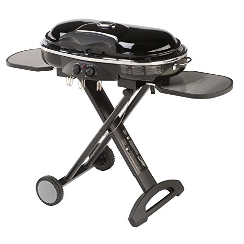 Coleman RoadTrip LXX Portable Propane Grill, Black (Coleman Portable Griddle)