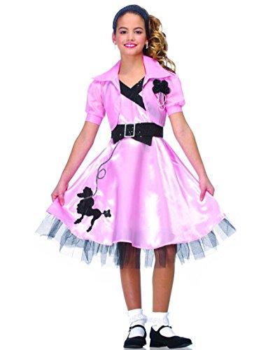 50s Halloween Costume 50s Diva (Hop Diva Costume (Small))