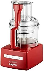 New Magimix 4200 XL Red Food Processor