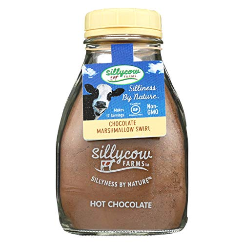 Sillycow Farms Hot Chocolate - Marshmallow Swirl - Case of 6 - 16.9 ()