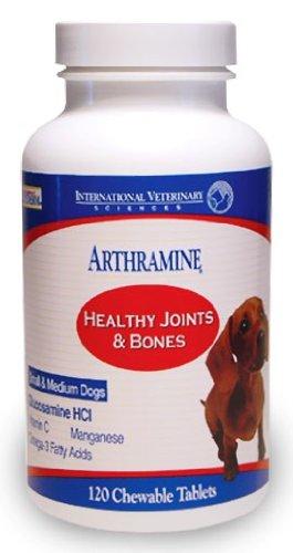 Arthramine Small/Medium Dog (120 Tablets), My Pet Supplies