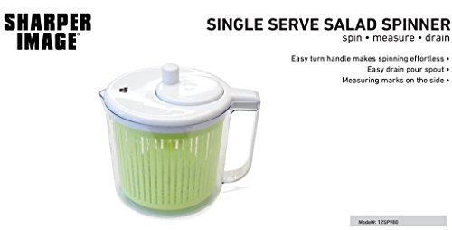 Single Server Salad Spinner by Mystic Apparel LLC (Image #1)