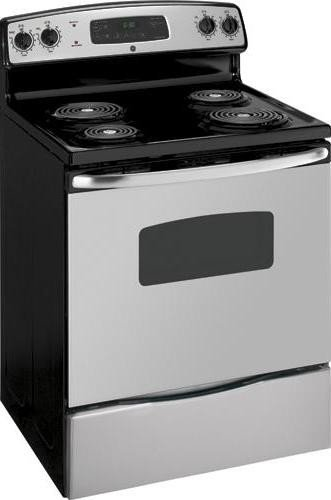 "GE GIDDS-290245 30"" 5.3 cu. ft. Free-Standing Electric Ra..."