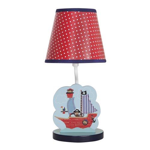 Bedtime Originals Treasure Island Lamp