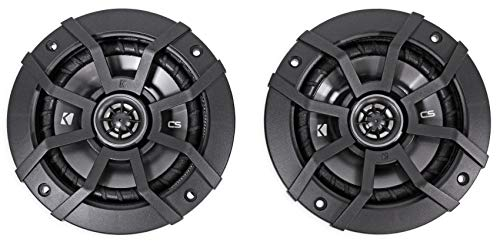 "Kicker 5.25"" Rear Factory Speaker Replacement for 1997-2001"