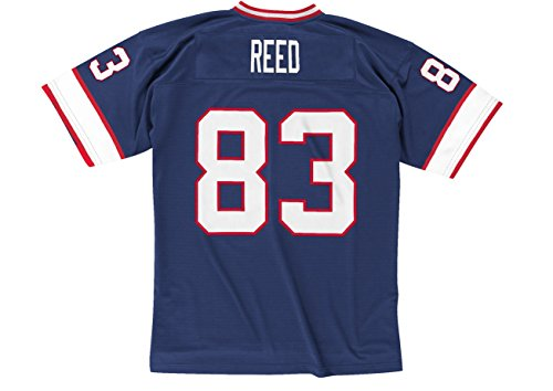 Andre Reed Buffalo Bills 1990 Mitchell and Ness Throwback Jersey (XL) Andre Reed Buffalo