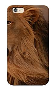 Downturnvver High Quality Lion Cat Predator 3 Case For Iphone 6 / Perfect Case For Lovers
