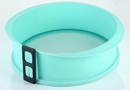 WellBake Silicone Cookware – Molde tarta de y de profundidad.), Springform