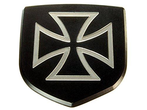 Cross Iron Emblem (LZM 10095 - Neon Front Emblem - Iron Cross)