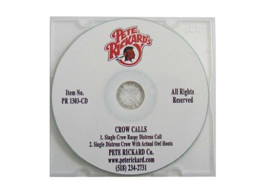 Pete Rickard's 1303CD Crow Calls CD