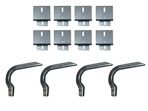 Running Boards Ez Bracket Vehicle - Lund 300026 Multi-Fit Running Board EZ Bracket Mounting Kit