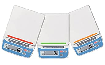 """3 x 6.5 x 7"""" HT-120 Compact Scale - 120g x 0.01g"""