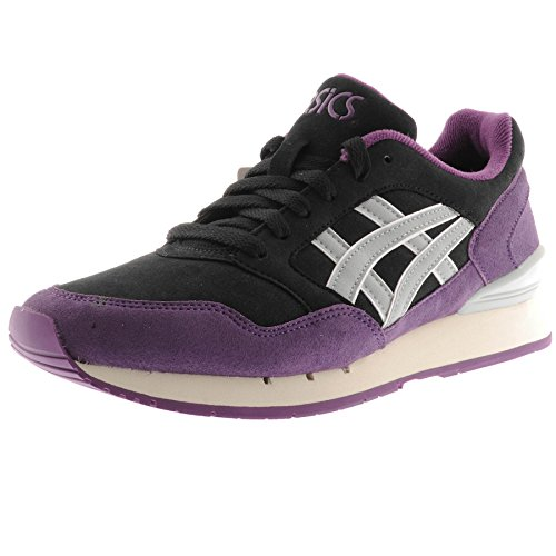 huge selection of 80379 cd5a4 Herren Asics Gel Atlantis Trainer Schwarz, schwarz - schwarz ...