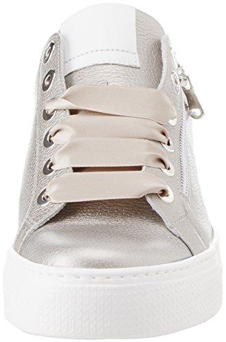 Semler Alexa, Sneaker Donna Grigio (Perle-weiss 896)