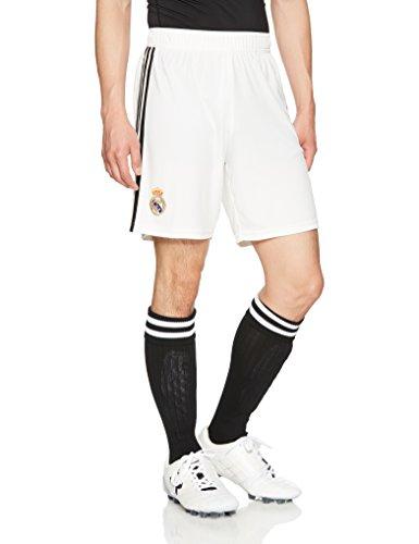 (adidas 2018-2019 Real Madrid Home Shorts (White))