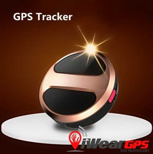 Alzheimer Dementia Personal GPS Tracking Device - Pendant