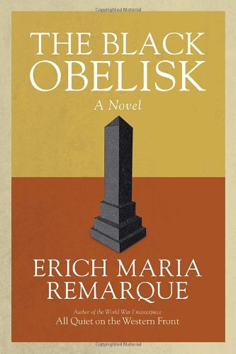 Green Obelisk (The Black Obelisk: A Novel)