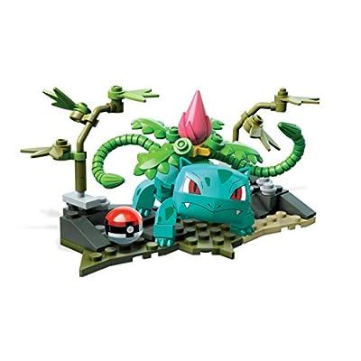 Mega Construx Pokemon Ivysaur Pack: Toys & Games