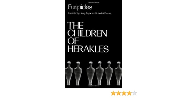 Herakles (Greek Tragedy in New Translations)