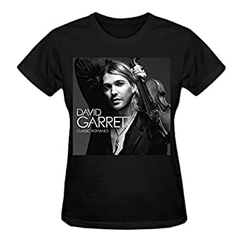 Abover david garrett classic romance printed t for Books printed on t shirts