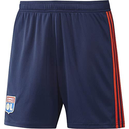 Lyon Blue Dark Homme hi Short Adidas Olympique Away Red res WxgnOqXP7w