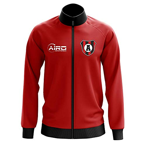 Airo Sportswear Milan Concept Football Track Jacket (Red)