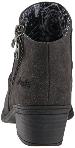 Women's Ankle Blowfish Spindal Boot Black Storz Polyurethane 68d7wTx