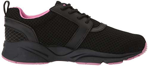 Propet Womens Stability X Sneaker Black/Berry 86aHBZQTv7