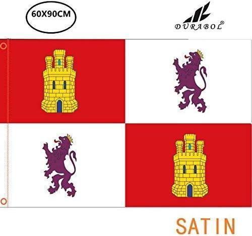 DURABOL Bandera de CASTILLA LEON Comunidades autónomas de España ...