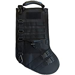 American Tactical Supply Co. Tactical Christmas Stocking (Black)