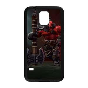 Samsung Galaxy S5 Cell Phone Case Black Defense Of The Ancients Dota 2 AXE 001 VA2467623