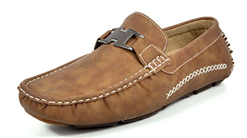 Bruno Marc Men's Ralph-02 Driving Loafers Moccasins Shoes