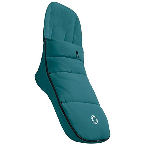 Bugaboo 80112PB01 Footmuff Petrol Blue
