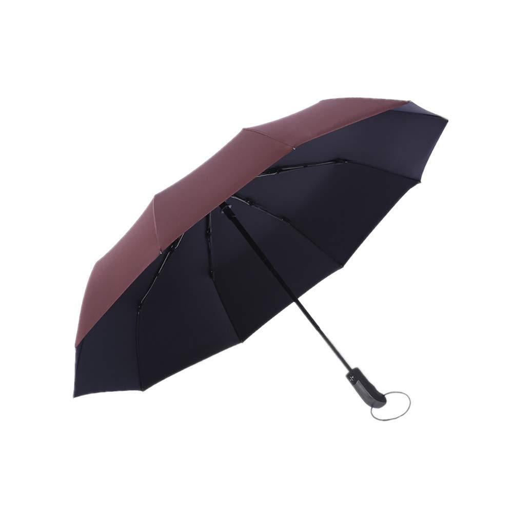 GIRLXV Paraguas Paraguas Automático Paraguas Mujer Lluvia ...