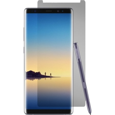 Gadget Guard Wet/Dry Install Screen Guard for Samsung Note 8 - Retail Packaging - Clear by Gadget Guard