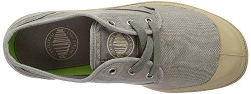 Palladium PAMPA OXFORD LP Damen Sneakers Grau (CONCRETE/PUTTY 092)