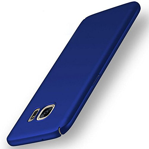 for Samsung Galaxy A5 2017 Case,Maetek [Thin Fit] Premium Matte Finished Protective Case Superior Coating PC Hard Skin Full Body Cover [Non Slip Surface] for Samsung A5/A520 2017-Blue