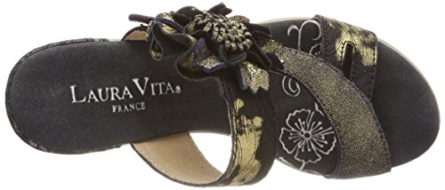 Vita Mules 17 Black Noir Laura Women's Bettino Noir ZdBPI7x