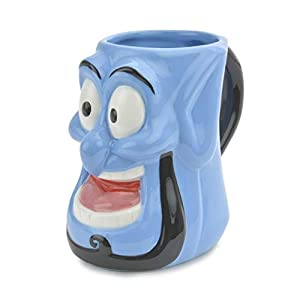 Disney 3D Mug Aladdin Genie Lamp, Ceramic, 400ml