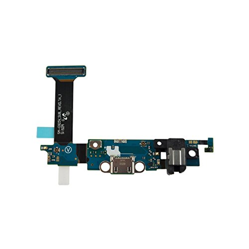 ThePerfectPart OEM Charger Dock Connector Micro USB Battery Charging Port Flex Cable For Samsung Galaxy S6 Edge Verizon G925V SM-G925V Verizon