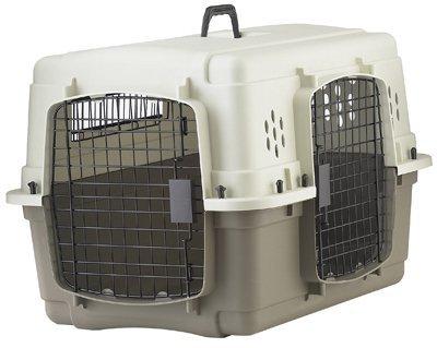 SM DBL Door Dog Crate