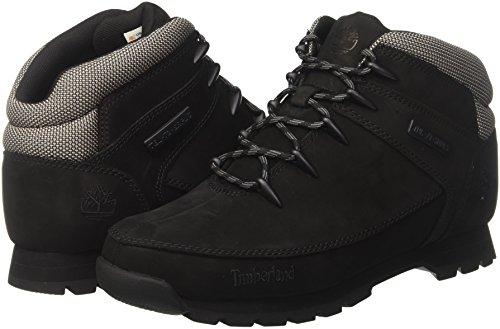 Hommes Chukka Noir Pour 001 Hiker Euro Bottes Timberland noir Sprint gvSx4qUUH