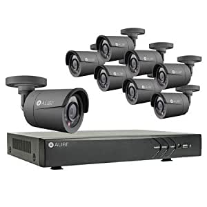 Amazon Com Alibi 8 Camera 700 Tvl 960h 65 Ft Ir Bullet