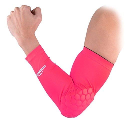 Bucwild Sports Knee Pads / Padded Compression Pro Knee Sleev