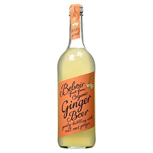 Belvoir Organic Ginger Beer (750ml) - Organic Ginger Beer