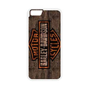 iPhone 6 Plus 5.5 Inch Cell Phone Case White Harley Davidson YR123901