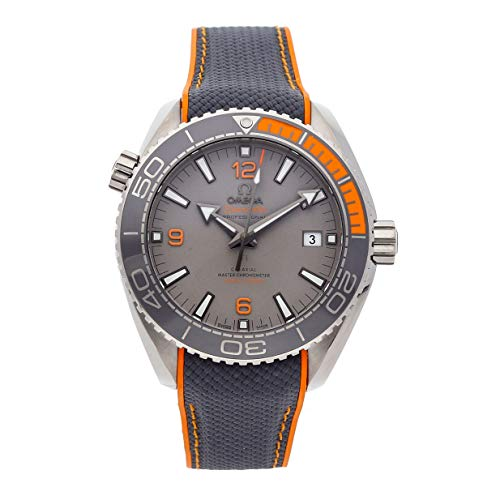 Omega Seamaster Mechanical (Automatic) Grey Dial Mens Watch 215.92.44.21.99.001 (Certified Pre-Owned)