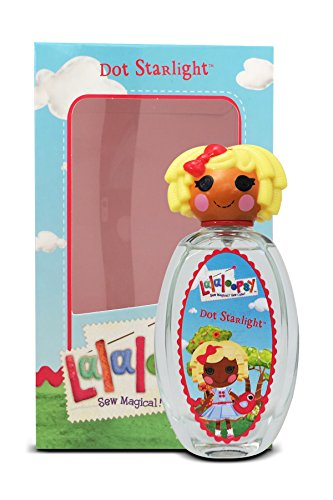 LalaLoopsy Dot Starlight Eau De Toilette Spray, 3.4 Ounce ()